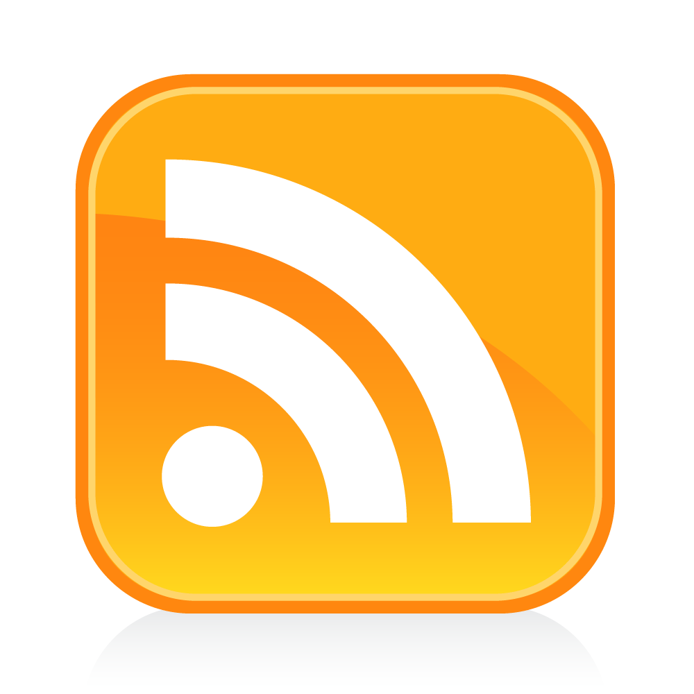 Click the RSS button to subscribe